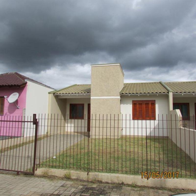 Casa 2 quartos no bairro SANTA ROSA em TAQUARA/RS - Loja Imobiliária o seu portal de imóveis de locação