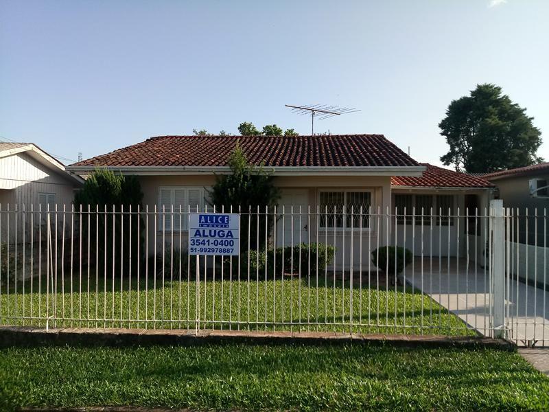Casa 3 quartos no bairro SANTA TEREZINHA em TAQUARA/RS - Loja Imobiliária o seu portal de imóveis para alugar, aluguel e locação