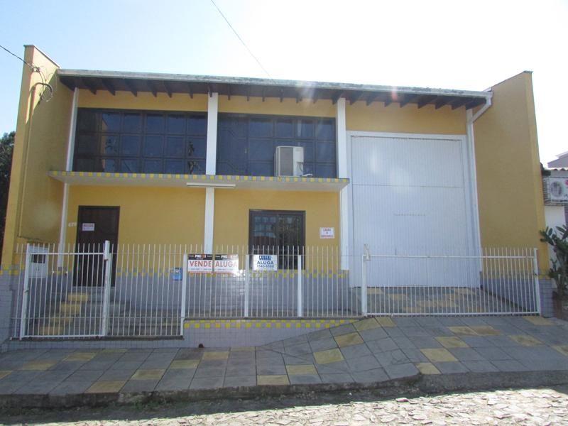 PR�DIO, 310 m²  no bairro GUARANI em PAROBE/RS - Loja Imobiliária o seu portal de imóveis de locação