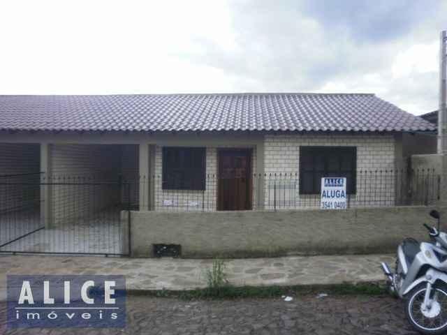 Casa 2 quartos no bairro SANTA TEREZINHA em TAQUARA/RS - Loja Imobiliária o seu portal de imóveis de locação