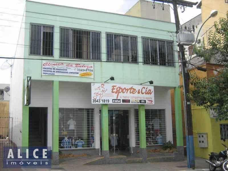 Kitnet 1 quarto no bairro CENTRO em PAROBE/RS