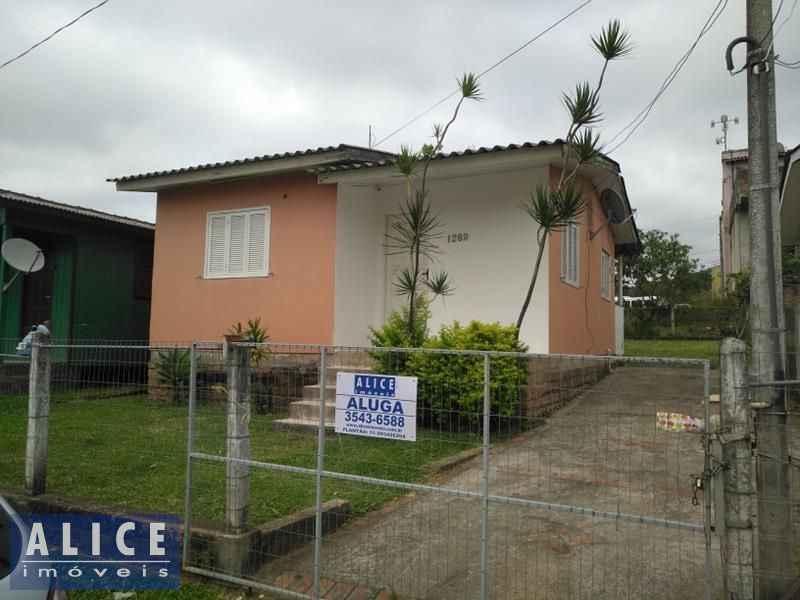 Casa no bairro EMANCIPA��O II em PAROBE/RS - Loja Imobiliária o seu portal de imóveis de locação