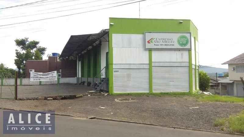 PR�DIO, 185 m²  no bairro PALMEIRAS em PAROBE/RS - Loja Imobiliária o seu portal de imóveis de locação