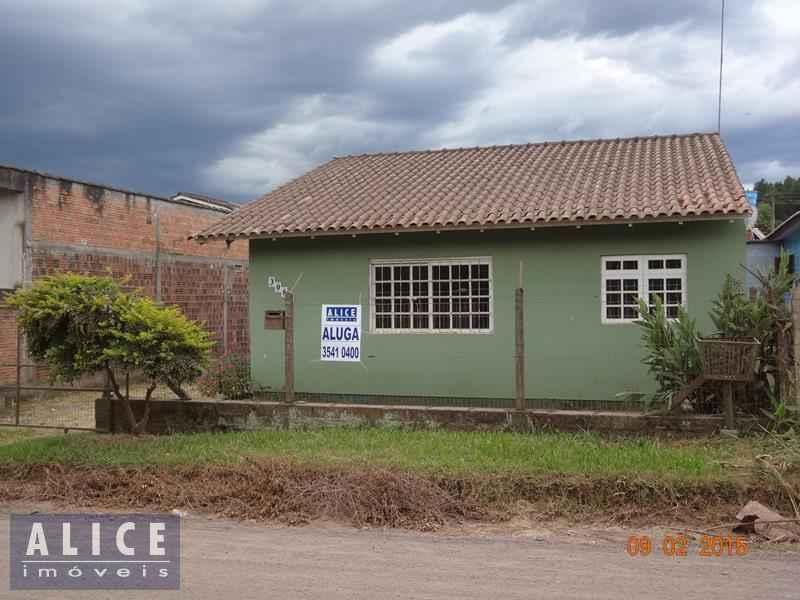 Casa 2 quartos no bairro ELDORADO em TAQUARA/RS - Loja Imobiliária o seu portal de imóveis de locação