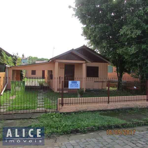 Casa 3 quartos no bairro JARDIM DO PRADO em TAQUARA/RS - Loja Imobiliária o seu portal de imóveis de locação