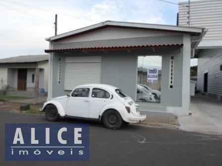 Sala no bairro SANTA TEREZINHA em TAQUARA/RS - Loja Imobiliária o seu portal de imóveis de locação