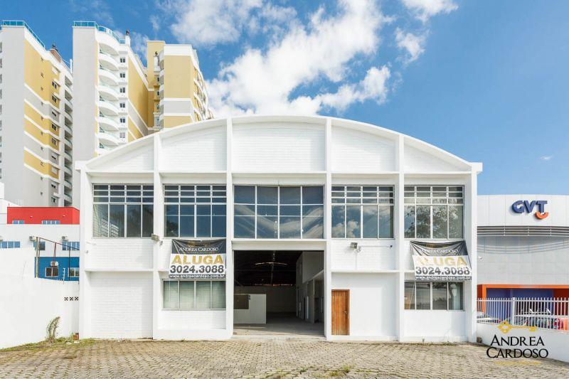 GALPÃO no bairro BARREIROS em SÃO JOSÉ