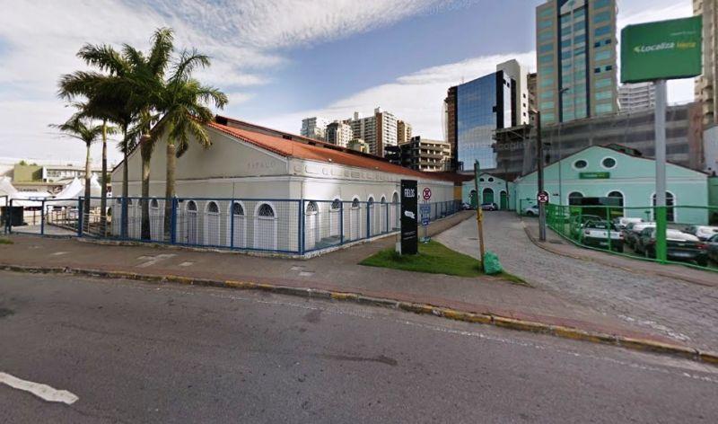 GALPÃO no bairro CENTRO em FLORIANÓPOLIS