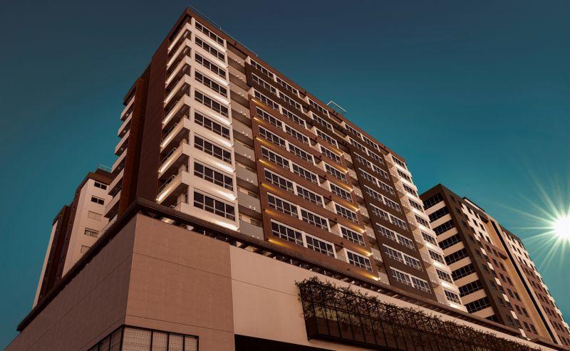 APARTAMENTO/STUDIO 1d  no bairro CAMPINAS em SÃO JOSÉ
