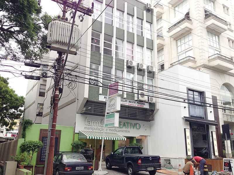 Sala, 45 m²  no bairro MOINHOS DE VENTO em PORTO ALEGRE/RS - Loja Imobiliária o seu portal de imóveis para alugar, aluguel e locação