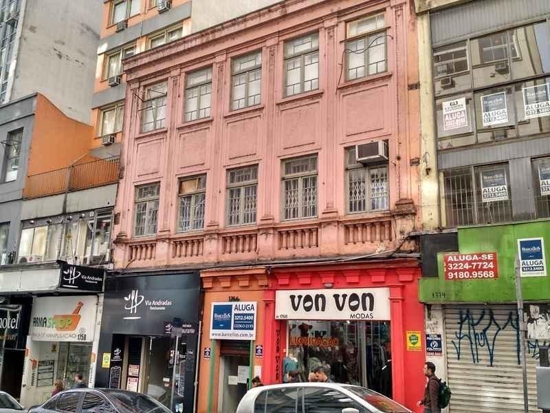 Pr�dio, 500 m²  no bairro CENTRO em PORTO ALEGRE/RS - Loja Imobiliária o seu portal de imóveis de locação