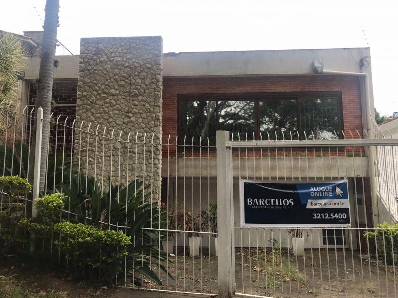 Casa 4 quartos no bairro BOA VISTA em PORTO ALEGRE/RS - Loja Imobiliária o seu portal de imóveis de locação