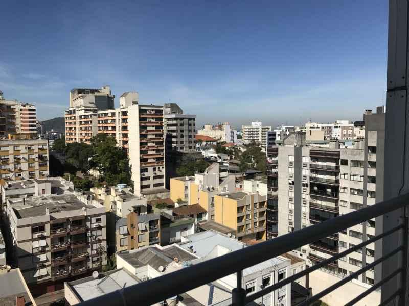 Apto para alugar  com  1 quarto 58 m²  no bairro CENTRO em SANTA MARIA/RS