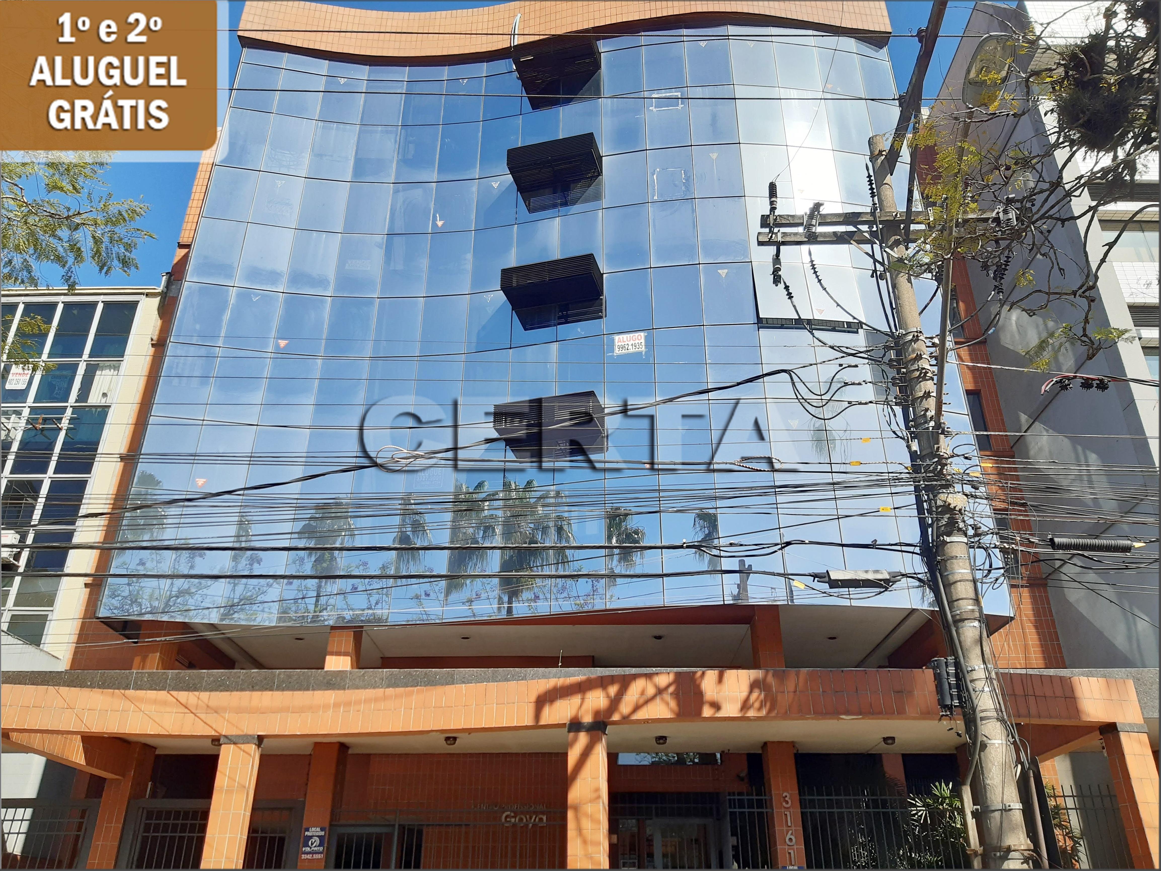 Sala, 37 m²  no bairro PETR�POLIS em PORTO ALEGRE/RS - Loja Imobiliária o seu portal de imóveis para alugar, aluguel e locação