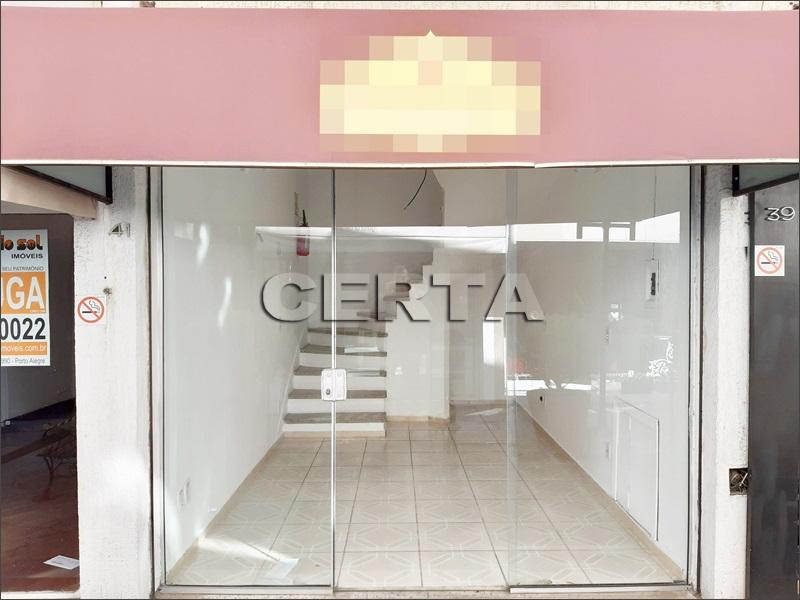 Loja, 30 m²  no bairro INDEPEND�NCIA em PORTO ALEGRE/RS - Loja Imobiliária o seu portal de imóveis para alugar, aluguel e locação