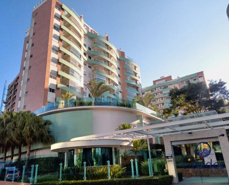 Apartamento 2 Quartos e  1 Suíte no bairro TRINDADE em FLORIANOPOLIS