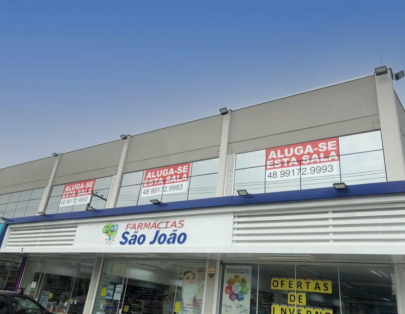 Sala Comercial no bairro JARDIM ATLÂNTICO em FLORIANOPOLIS