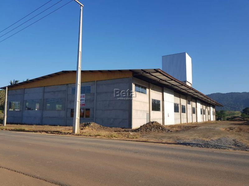 Galp�o, 900 m²  no bairro SCROEDER I em SCHROEDER/SC - Loja Imobiliária o seu portal de imóveis para alugar, aluguel e locação