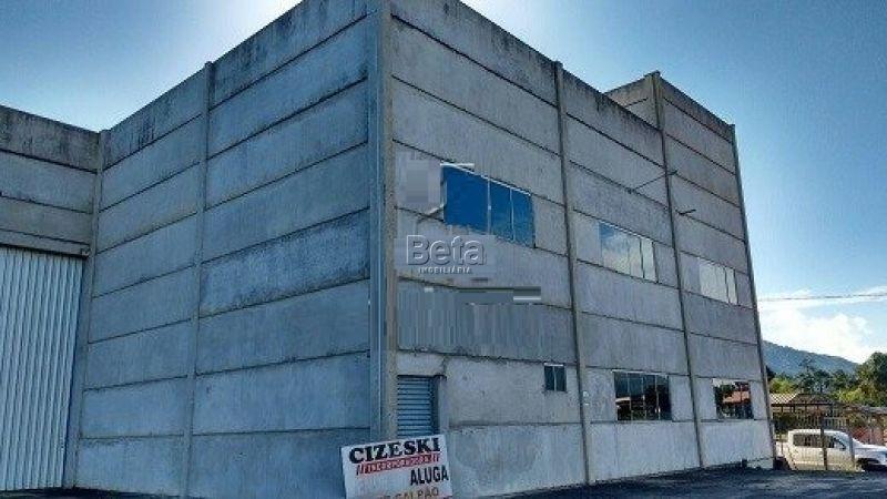 Galp�o no bairro AGUA VERDE em JARAGUA DO SUL/SC - Loja Imobiliária o seu portal de imóveis para alugar, aluguel e locação
