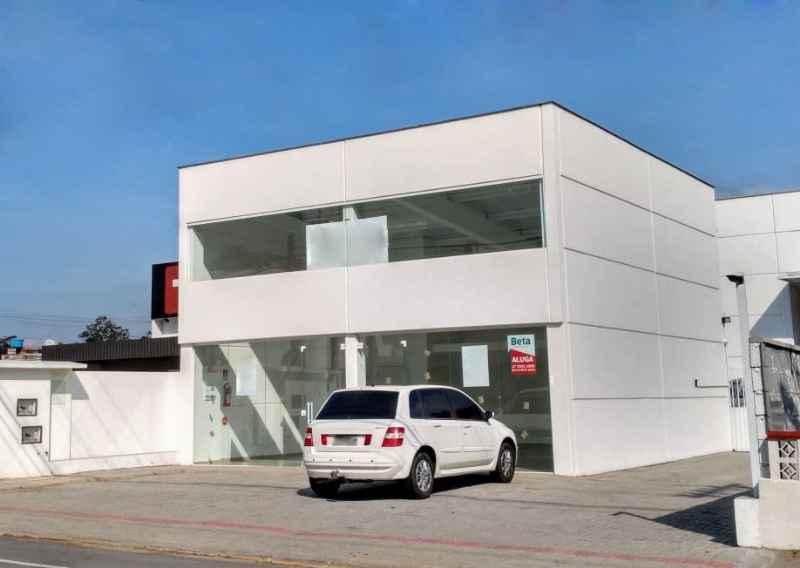 Sala, 77 m²  no bairro NOVA BRASILIA em JARAGUA DO SUL/SC - Loja Imobiliária o seu portal de imóveis para alugar, aluguel e locação