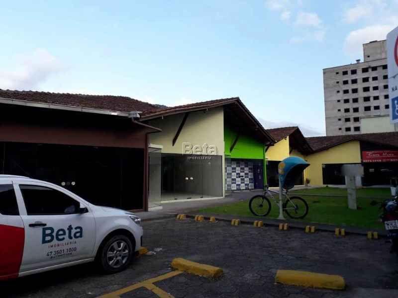 Sala para alugar  com  75 m²  no bairro BARRA DO RIO MOLHA em JARAGUA DO SUL/SC