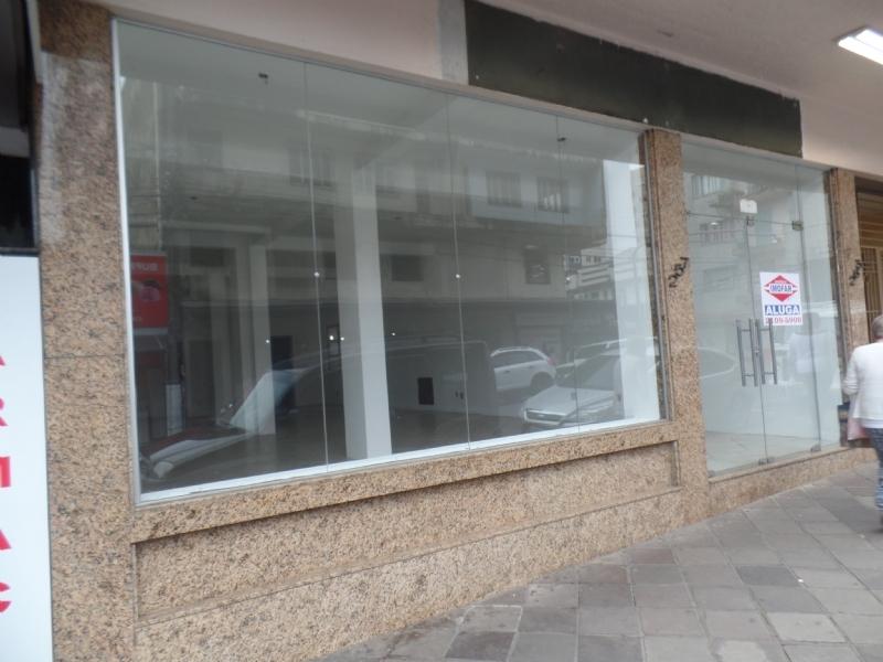 Sala Térrea para alugar  com  120.96 m²  no bairro CENTRO em FARROUPILHA/RS