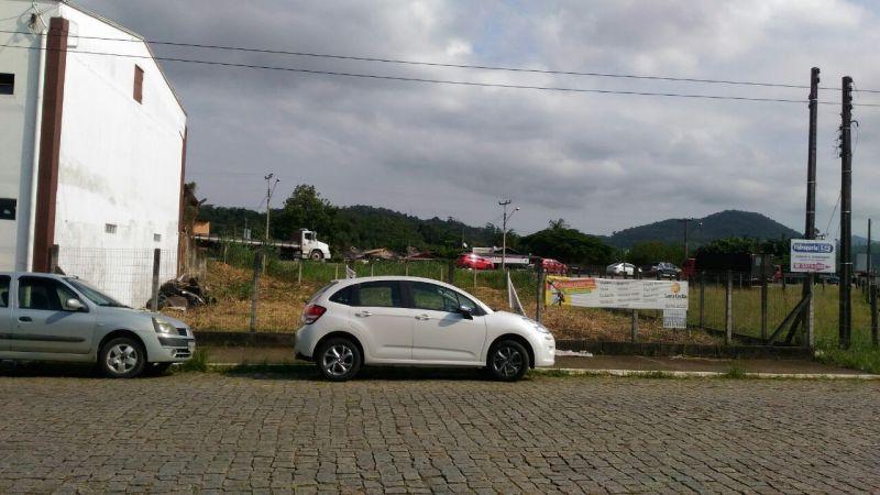 TERRENO no bairro CENTRO em GUARAMIRIM