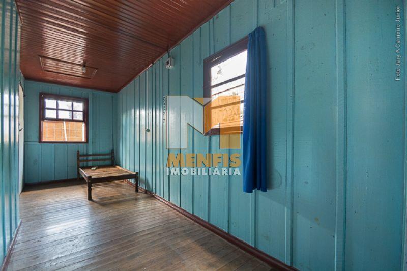 Casa para alugar  com  2 quartos no bairro BRUSQUE em LAGES/SC