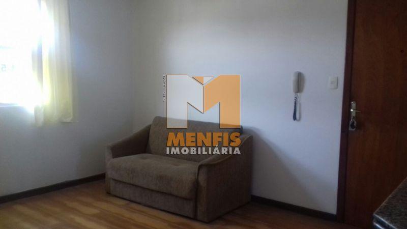 Apartamento para alugar  com  2 quartos no bairro BRUSQUE em LAGES/SC