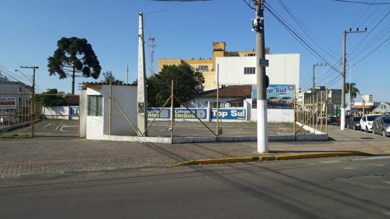 Terreno para alugar  com  815 m²  no bairro CORAL em LAGES/SC