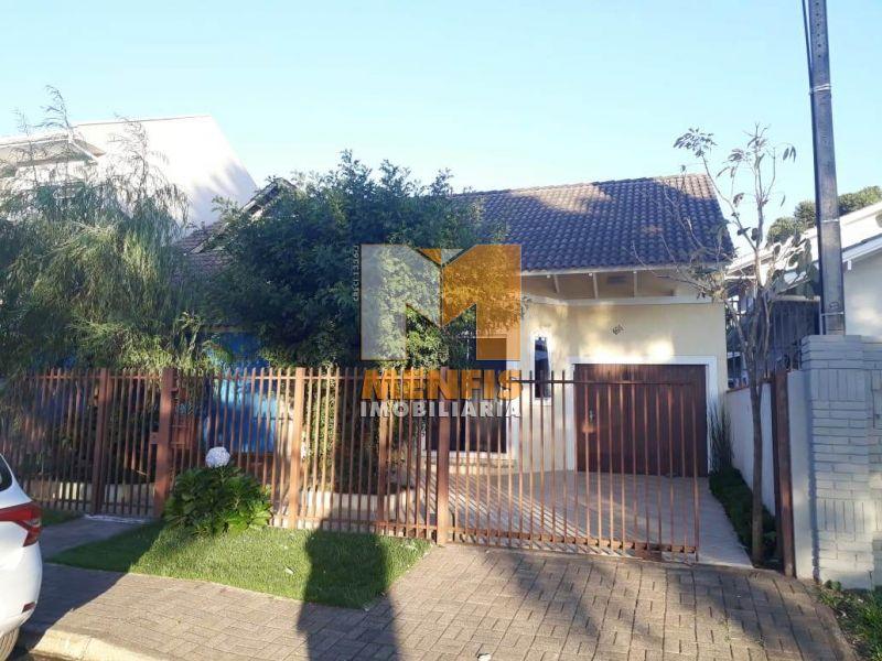 Casa  3 quartos e 1 suíte no bairro SÃO CRISTÓVÃO em LAGES - Imóveis para locação em Lages e região