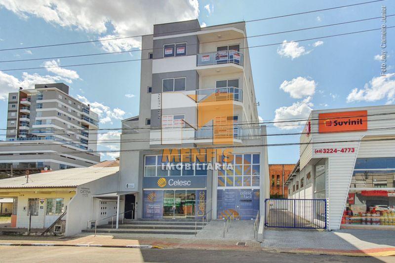 Apartamento  1 quarto e 1 suíte no bairro FREI ROGÉRIO em LAGES - Imóveis para locação em Lages e região