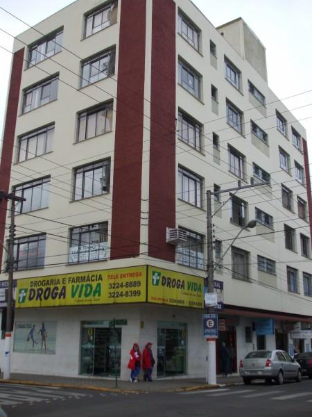 Sala para alugar  com  45 m²  no bairro CENTRO em LAGES/SC