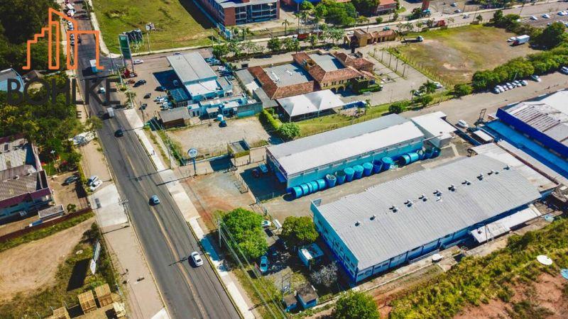 PAVILHAO, 2200 m²  no bairro DISTRITO INDUSTRIAL em CACHOEIRINHA/RS - Loja Imobiliária o seu portal de imóveis para alugar, aluguel e locação