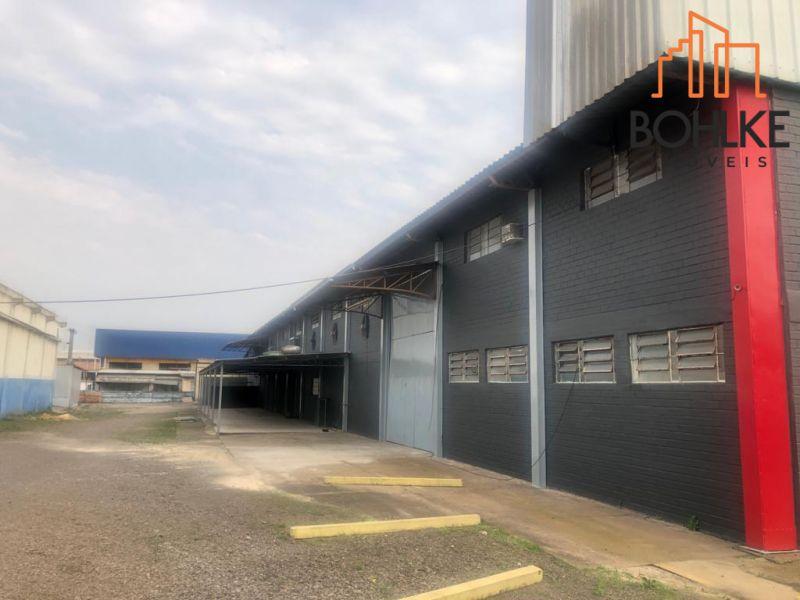 PAVILHAO para alugar  com  2200 m²  no bairro DISTRITO INDUSTRIAL em CACHOEIRINHA/RS