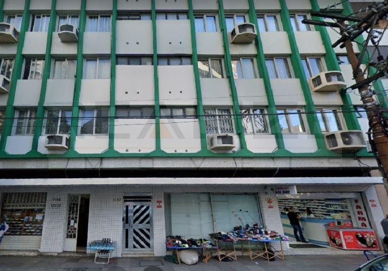 Apto 1 dormitório(s)  no bairro CENTRO em PORTO ALEGRE