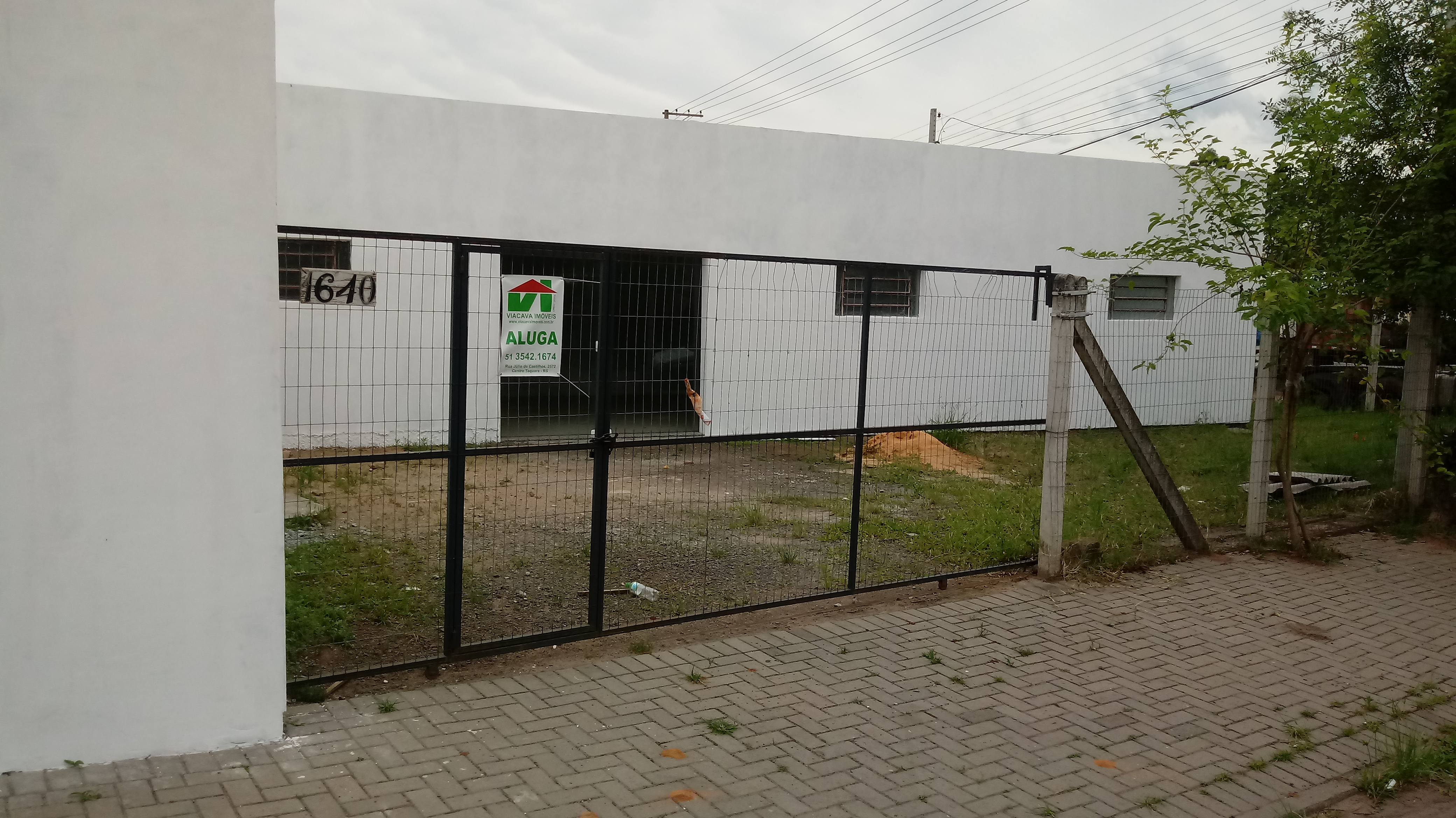 Pr�dio, 158 m²  no bairro RECREIO em TAQUARA/RS - Loja Imobiliária o seu portal de imóveis de locação