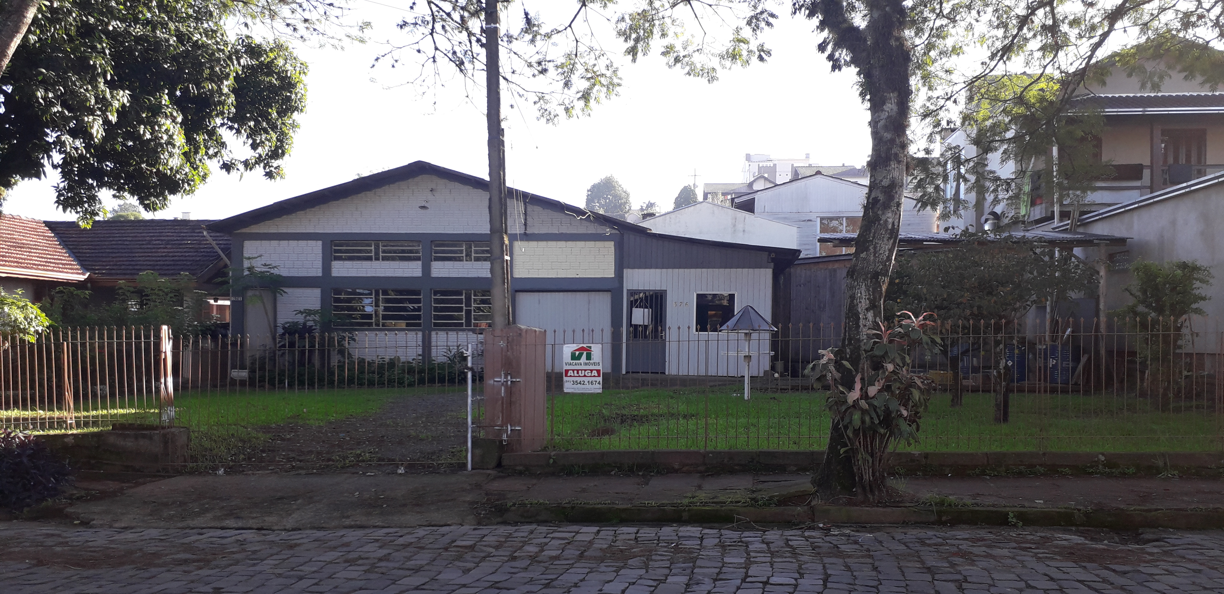 Pr�dio, 150 m²  no bairro PETROPOLIS em TAQUARA/RS - Loja Imobiliária o seu portal de imóveis de locação