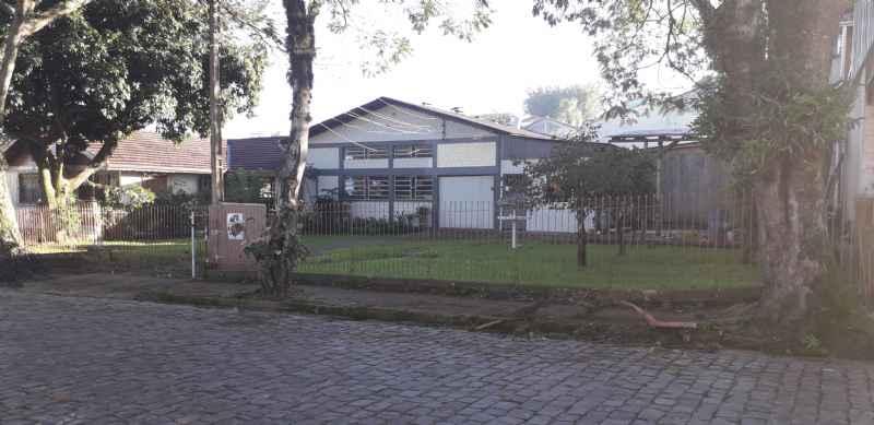 Prédio para alugar  com  150 m²  no bairro PETROPOLIS em TAQUARA/RS