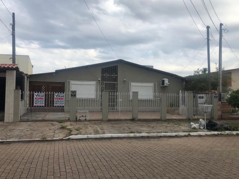 Casa 4 quartos  no bairro RIO BRANCO em CANOAS