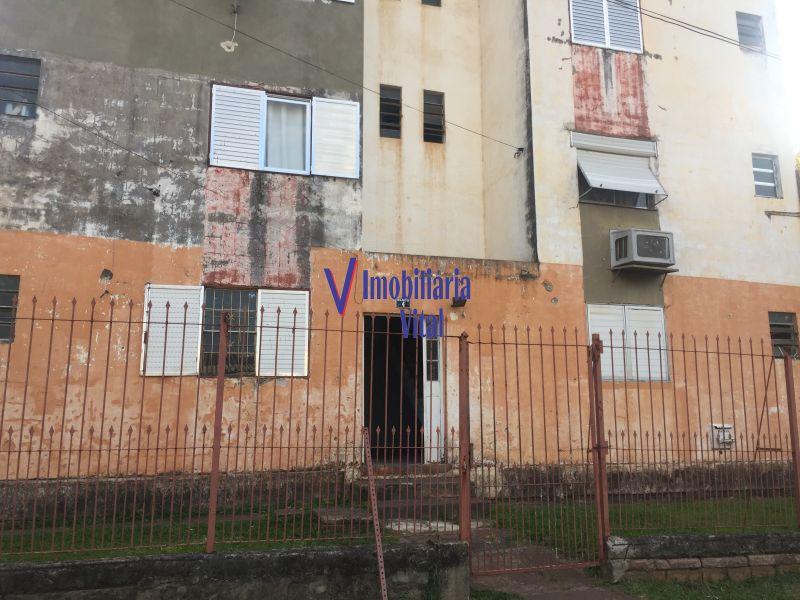 Apto 1 quarto no bairro GUAJUVIRAS em CANOAS