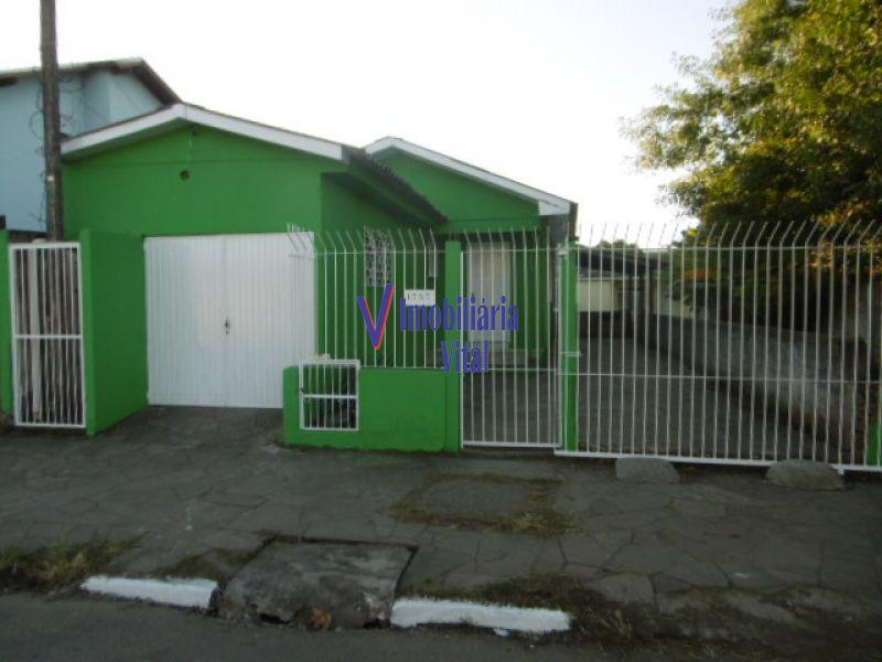 Casa 2 quartos  no bairro RIO BRANCO em CANOAS