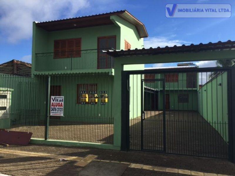 Sobrado 2D  no bairro RIO BRANCO em CANOAS